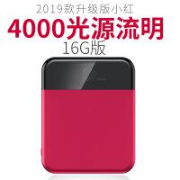 2019新款手机投影仪家用小型迷你wifi微型无线3D家庭影院投墙上便携式高清4K激光1080p智能 小红 24核16