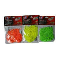 火力少年王球绳球线 悠悠球溜溜球 配件专用绳子 绿 橘