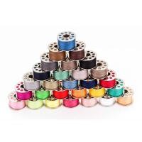 缝纫机专用60色针线 家用多功能台式电动缝纫机专用缝纫机线