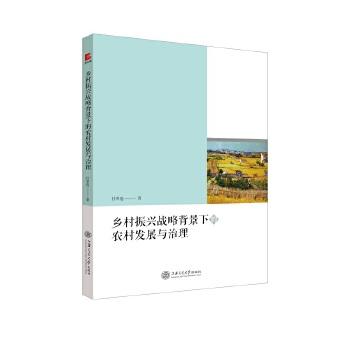 乡村振兴战略背景下的农村发展与治理