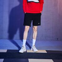 【大牌冰点直降价:29】361度运动短裤男夏季新款跑步生活短裤男士常规舒适薄款裤子休闲裤