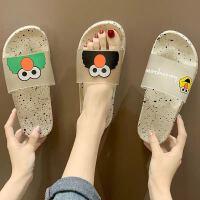 限时特价拖鞋女夏家居家用室内外穿两用厚底学生可爱防滑凉拖鞋女2020新款