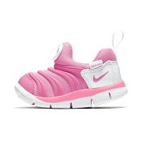 【到手价:239.4元】耐克(Nike)儿童鞋毛毛虫童鞋舒适运动休闲鞋343938-625 粉/白