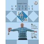 【预订】Lyle Lite: 16 Easy Chord Solos [With CD]
