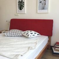 床头靠垫床头软包榻榻米海绵布艺床头防撞隔凉可拆洗床靠定制
