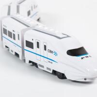 儿童大号电动万向和谐号小火车玩具仿真高铁动车模型男孩礼物