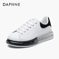 Daphne/�_芙妮2020新款春季潮流百搭板鞋休�e鞋��|小白鞋女潮鞋