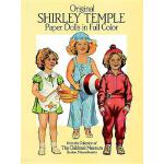【预订】Original Shirley Temple Paper Dolls