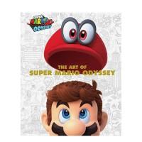 【预订】The Art of Super Mario Odyssey 任天堂游戏超级马里奥奥德赛艺术设定集英文版