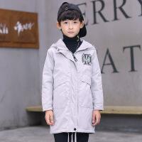 冬季中大童男童上衣外套MG3-5-8-13岁风衣外套