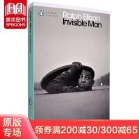 Invisible Man 隐形人 拉尔夫・艾里森 英文原版小说 企鹅出版社