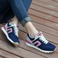 春季新款奥古狮登女鞋运动休闲鞋阿甘鞋情侣鞋平底单鞋跑步鞋韩版