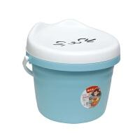 塑料小凳子家用儿童水桶凳储物凳卡通玩具小板凳储物收纳凳