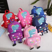 1-3-5岁男女孩双肩背包幼儿园小书包儿童包包宝宝双肩背包