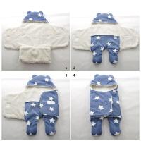 宝宝睡袋 防踢被婴儿用品新生儿包被秋冬防惊跳襁褓分腿睡袋初生婴儿抱被wk-67