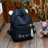 儿童韩版双肩包1-3年级男女童小学生书包潮男孩休闲背包旅游包