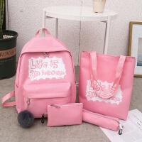 1-2-3-6年级小学生儿童书包男女孩背包书包6-12周岁儿童双肩包