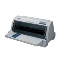 爱普生LQ-635K税控打印机 LQ635K平推针式打印机 快递单 出库单 地税发票打印机 LQ635k 性能、