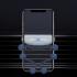 车载手机支架 车用重力感应汽车出风口导航支驾卡扣式车支架
