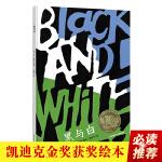 新版:黑与白(凯迪克金奖绘本)