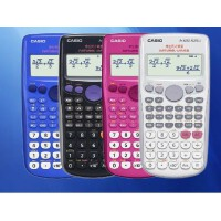 卡西欧CASIO FX-82ES PLUS A 学生科学函数计算器