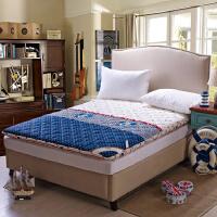 【领券立减100】加厚保暖床垫床褥子全棉榻榻米0.9米/1.2米/ 1.5/ 1.8m床双人可折叠8-10cm