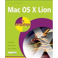 【预订】Mac OS X Lion in Easy Steps