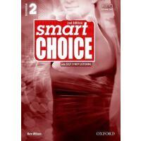 牛津美式英语/中学及成人/4个级别Smart Choice Second Edition Workbook 2级练习册