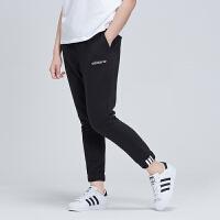 adidas阿迪达斯三叶草女装2019春季新款运动长裤跑步训练裤DU7187