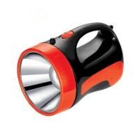 雅格3545 LED手电筒强光充电远程探照灯 家用手提灯