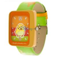 2017年新款 淘气宝贝 时尚个性卡通手表 可爱兔子