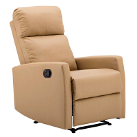 【旗舰精品】头等太空沙发舱单人布艺沙发美睫美甲店电动躺椅小户型电脑沙发椅 +USB充电