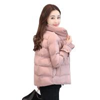 新款外套女冬季短款加厚棉袄韩版反季羽绒女装面包服棉衣