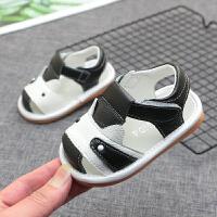 婴儿凉鞋学步鞋透气包头凉鞋1-2-3岁男女宝宝凉鞋软底鞋