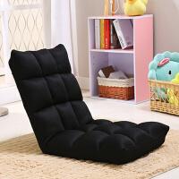 秋上新懒人沙发单人榻榻米沙发椅电脑椅床上靠背椅子简易沙发椅透气定制
