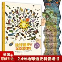 耕林童书馆 地球通史 ( 让历史不在枯燥的学习方法)墙书系列
