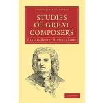 【预订】Studies of Great Composers
