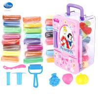 24色橡皮泥套装3d彩泥玩具粘土超轻模具工具儿童手工制作