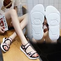限时特价2020夏季新款14女孩韩版女童13初中学生中大童15岁超火运动凉鞋12