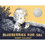 【预订】Blueberries for Sal