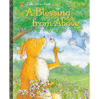 A Blessing from Above (Little Golden Book)天赐祝福(金色童书)ISBN978