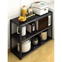 厨房置物架落地多层置物架子储物架微波炉烤箱收纳架仓库货架层架