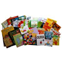 吴敏兰推荐 绘本123,用五感玩出宝宝的英语好感度 书单115本套装 英文原版童书 幼儿启蒙认知读物 亲子绘本童书 送