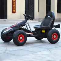 大型玩具车可坐人广场出租定时儿童电动车四轮卡丁车双驱可坐宝宝遥控玩具汽车 款 2.4G遥控自驾 大功率