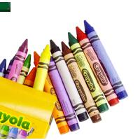 绘儿乐(Crayola)8/16/24/48/64/96色标准蜡笔 52-3024