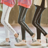 女童打底裤儿童夏天夏装中大童裤子夏季休闲薄款童装