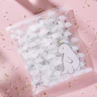 压缩面膜纸膜80颗粒 一次性补水水膜糖果包装DIY工具湿敷水疗 小恐龙