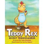【预订】Teddy Rex: Secret Veggiesaurus