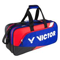 威克多VICTOR BR8609羽毛球包 专业PRO系列羽网两用矩形包