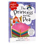 公主与豌豆 童话学语音Reading with Phonics The Princess and the Pea 英文